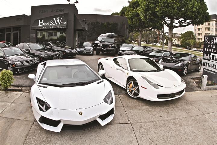 Exotic Car Rental Company Insurance