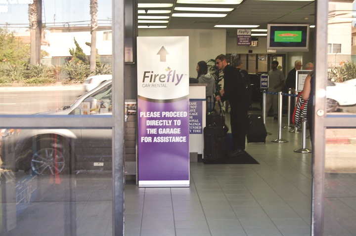 firefly rental orlando