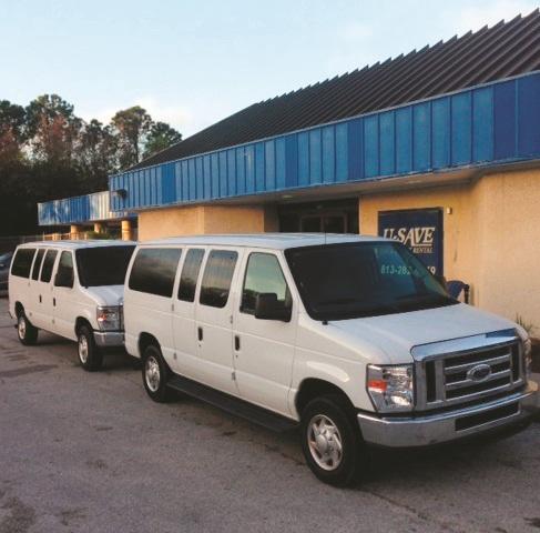 vans location