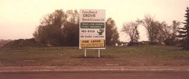 Driving Force started as Grove Rentals and Leasing. After 37 years, the company has grown to a 12,000-vehicle fleet with more than 500 employees and 30 locations across Canada.