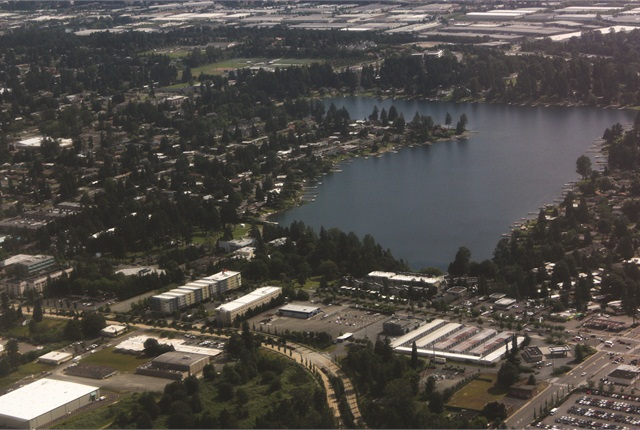 The city of SeaTac has a population of 26,909, according to the 2010 census, and its boundaries encompass the Seattle-Tacoma International Airport. The city incorporated in February 1990.