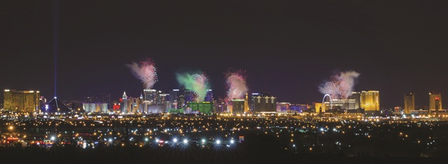 Las Vegas skyline. iStockphoto.com/Sky_Sajjaphot
