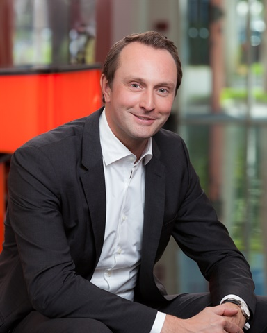Sebastian Birkel is CEO of Sixt North America. (Photo courtesy of Sixt.)