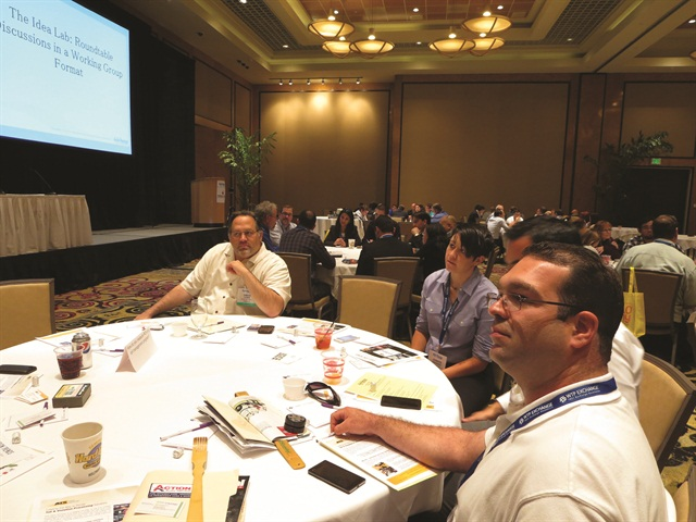 "This year's Auto Rental Summit will feature a series of fleet roundtable discussions as part of Monday morning's ""Fleet Jam Session."""