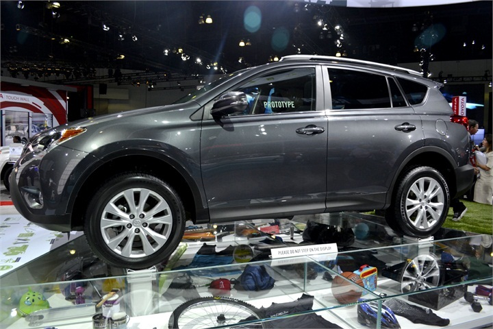 Six Trends From The LA Auto Show Auto Focus Auto Rental News - All new toyota models