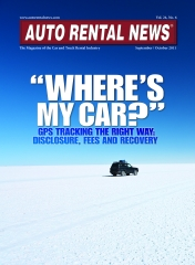 Auto Rental News Magazine