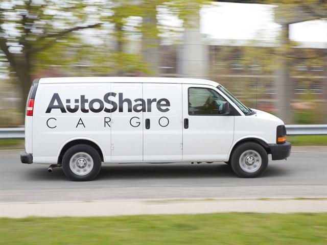AutoShare's Chevrolet Express