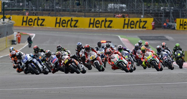 Hertz is renewing and expanding its partnership with Dorna Sports. Photo Courtesy of Hertz
