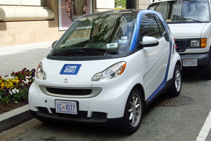 Car2go To Launch In Brooklyn