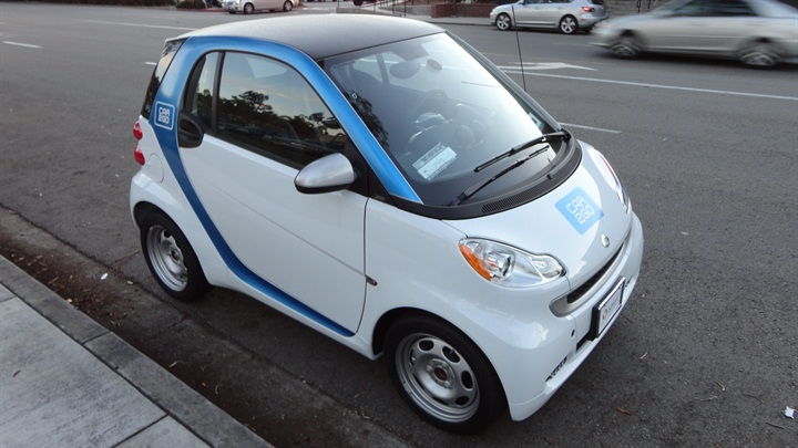 car2go adds four door vehicles to canadian fleet rental operations auto rental news. Black Bedroom Furniture Sets. Home Design Ideas