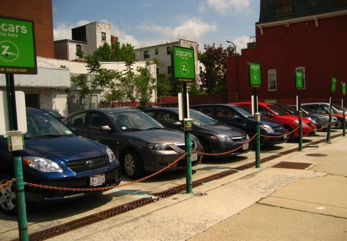 zipcar launches at minneapolis airport rental operations auto rental news. Black Bedroom Furniture Sets. Home Design Ideas