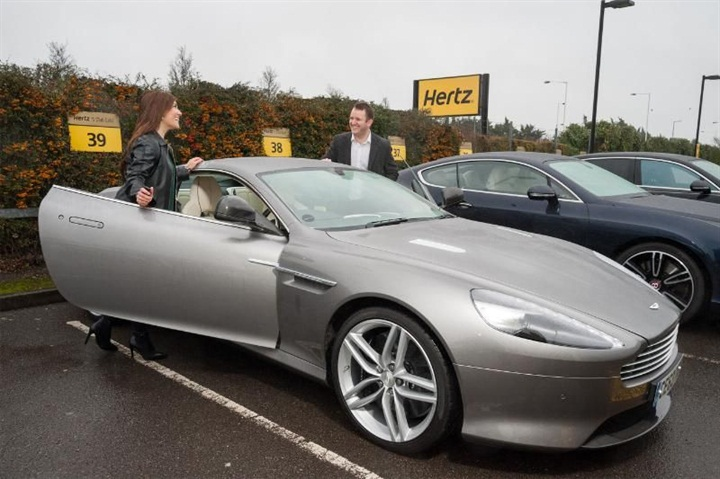 Hertz Exotic Car Rental: Hertz Launches Dream Collection In UK