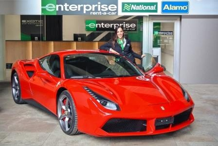 Enterprise S Exotic Car Collection Opens In Switzerland Rental