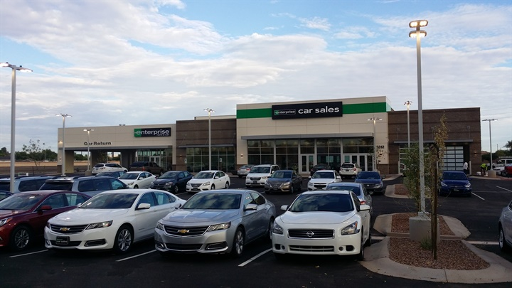 Enterprise Car Rental Scottsdale
