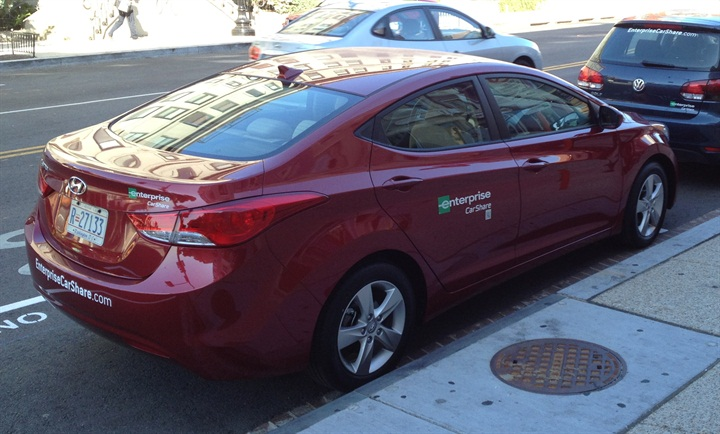 Enterprise CarShare Launches In San Francisco