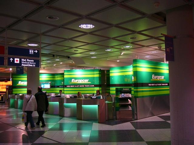 Alamo Car Hire Belfast International Airport