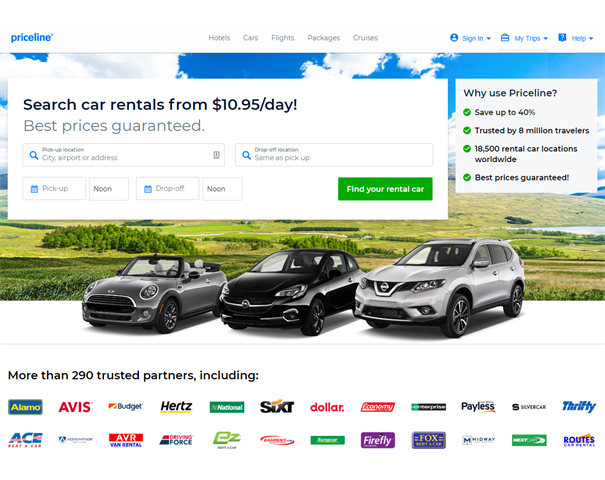 Tips On Priceline Rental Car Bidding