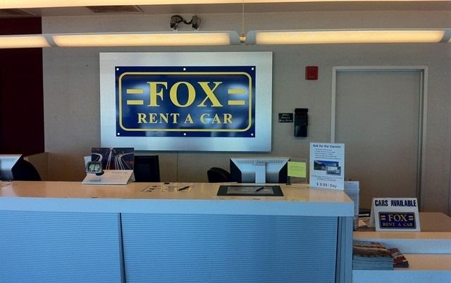 Fox Rent A Car Austin Airport