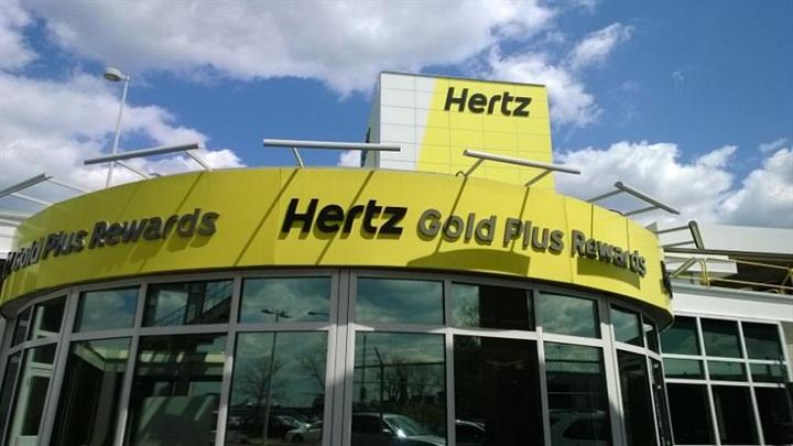Hertz Car Rental Bangalore
