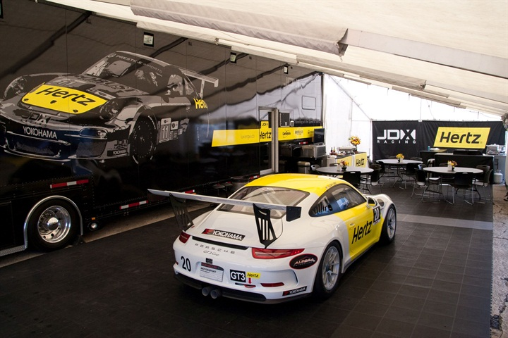 Hertz Partners With Porsche To Offer Vip Experience News