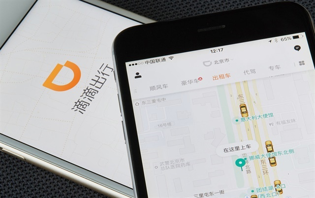 Didi Chuxing suspends ride-hitch service after passenger murder