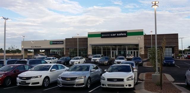 enterprise car sales generates 575m in auto loans remarketing auto rental news. Black Bedroom Furniture Sets. Home Design Ideas
