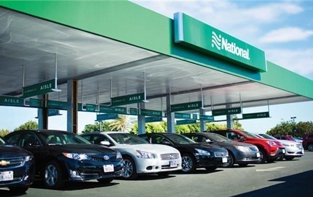 Enterprise Car Rental Houston: National Car Rental Named Rental Partner Of Red Sox