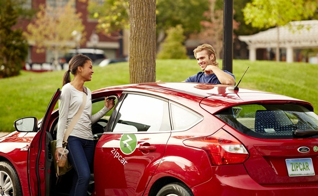 zipcar now available at more than 500 colleges rental operations auto rental news. Black Bedroom Furniture Sets. Home Design Ideas