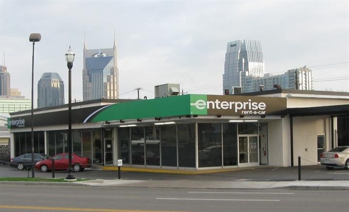 Rent A Car Nashville: Enterprise Brands Grow In Nashville