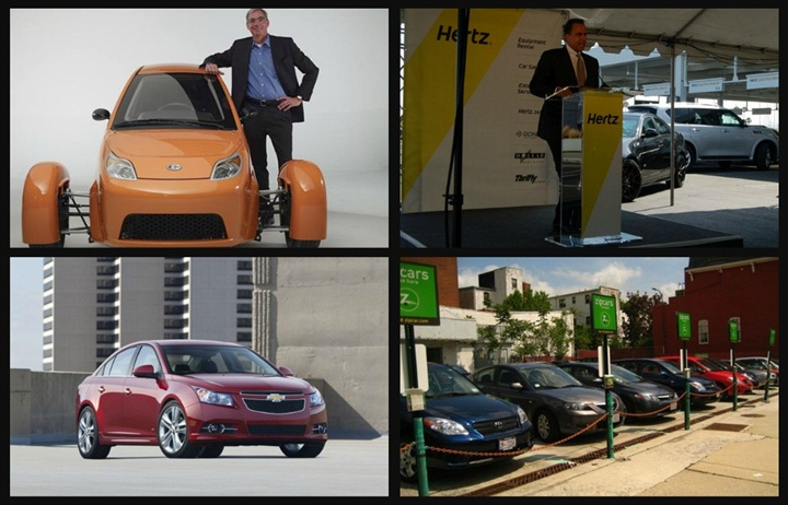 Top 10 Auto Rental News Items In 2014 Rental Operations