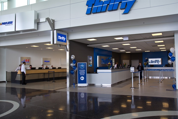 Thrifty Rental Car Milwaukee Airport