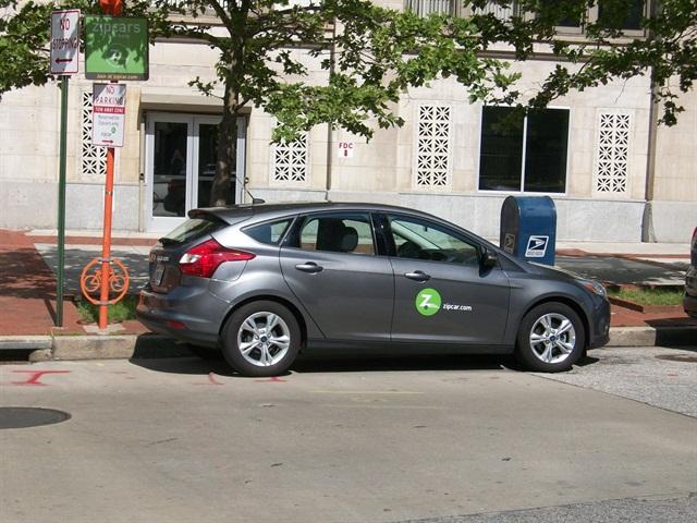Arizona University Gets Zipcars