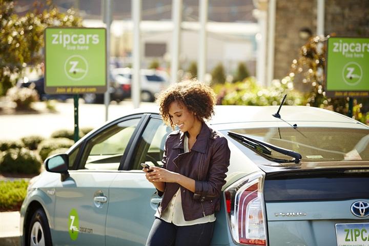 zipcar partners with l a metro rental operations auto rental news. Black Bedroom Furniture Sets. Home Design Ideas