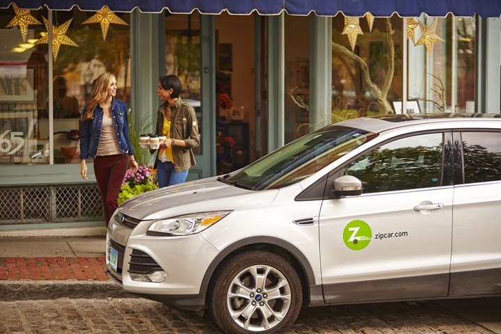 Bid On Rental Cars: Boston To Sell Parking Spots For Carsharing