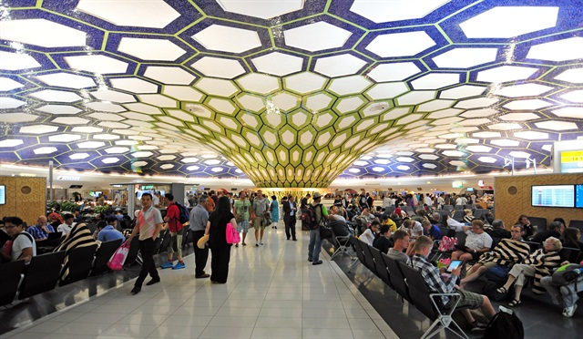 Fast Rent A Car has opened a new location at Abu Dhabi International Airport. Photo via Wikimedia.
