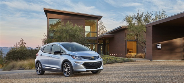 2017 Chevrolet Bolt. Photo courtesy of General Motors