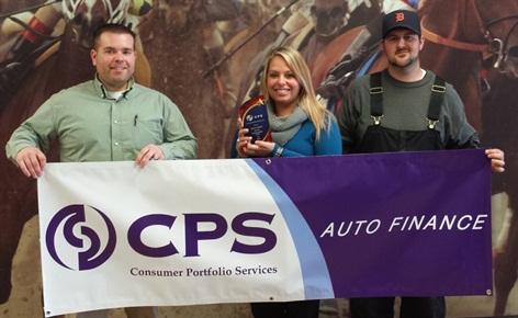 Adesa Lexington:  Best Sales Retention   Luke Honaker, Lindsey Aldridge and Josh Pierce