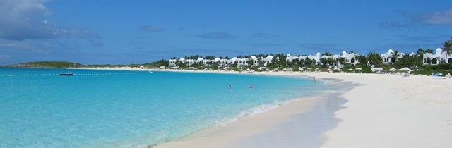 The 2014 World Travel Awards gala took place on the island of Anguilla.