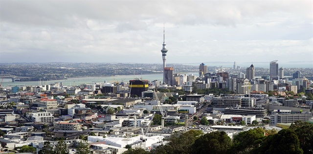 Aukland, New Zealand. Photo via Barni1/Pixabay