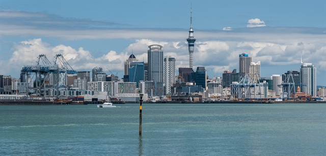 Auckland is one of Bargain Rental Cars' locations in New Zealand. Photo via Wikimedia.