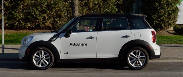 Toronto's AutoShare will be changing its name to Enterprise CarShare. Photo via Wikimedia.