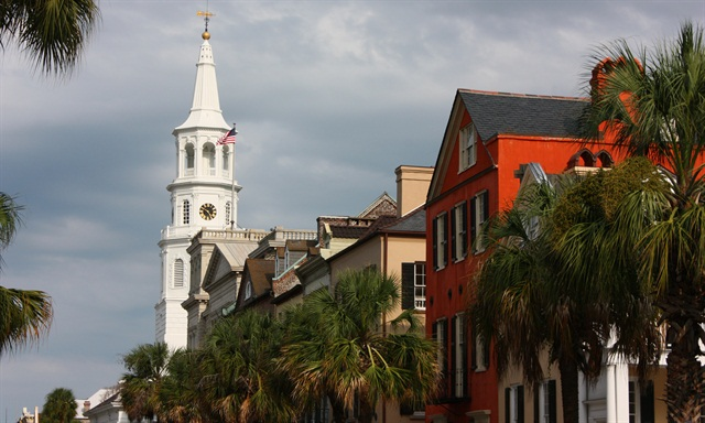 The Tennant Group round-table meeting will take place in Charleston, S.C. Photo via Wikimedia.
