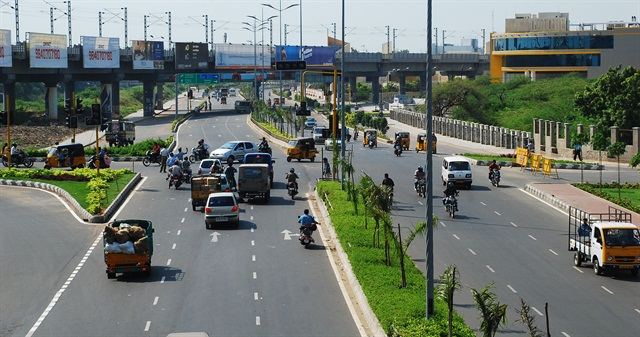 Chennai is one of the cities in India where Ola Share is currently operating. Photo via Wikimedia.