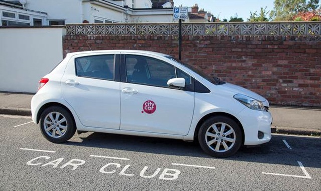 Enterprise Rent-A-Car has acquired U.K.'s City Car Club. Photo courtesy of Enterprise Holdings.