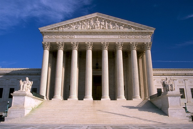The U.S. Supreme Court. Photo via Pixabay