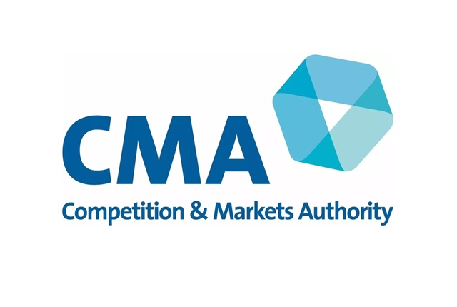 Logo: Competition and Markets Authority