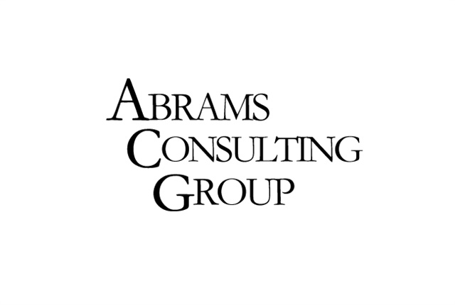 Logo courtesy of Abrams Consulting Group, Inc.