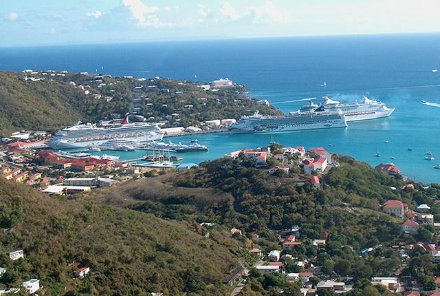 Saint Thomas, U.S. Virgin Islands. Photo via Wikimedia.