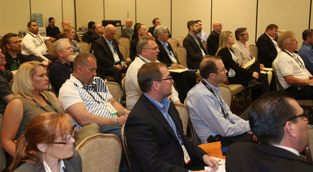 Attendees at last year's Auto Dealer Day. Photo by Amy Winter-Hercher