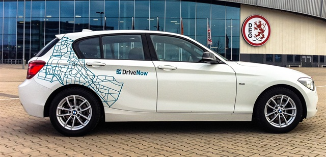 DriveNow has expanded its carsharing service to Sweden. Photo via Wikimedia.